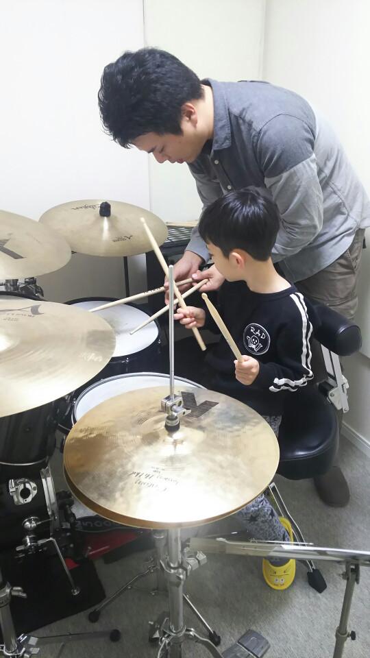 ☆キッズドラム☆