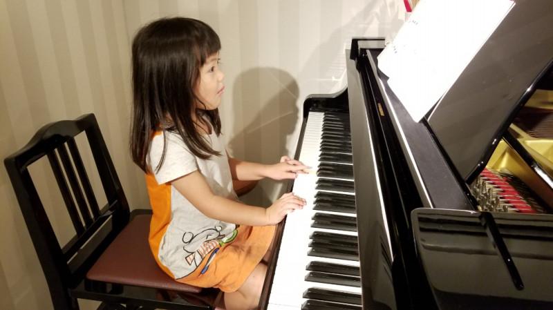 ジャズピアノ、キッズピアノのレッスン