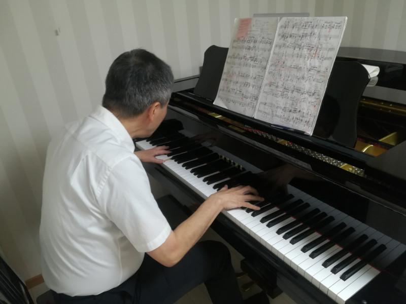 大人のクラシックピアノレッスン