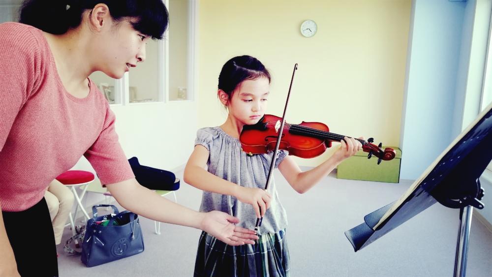 大阪 豊中 吹田のバイオリン教室
