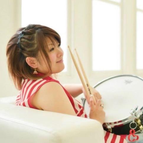 渡辺 愛子先生:ドラム科
