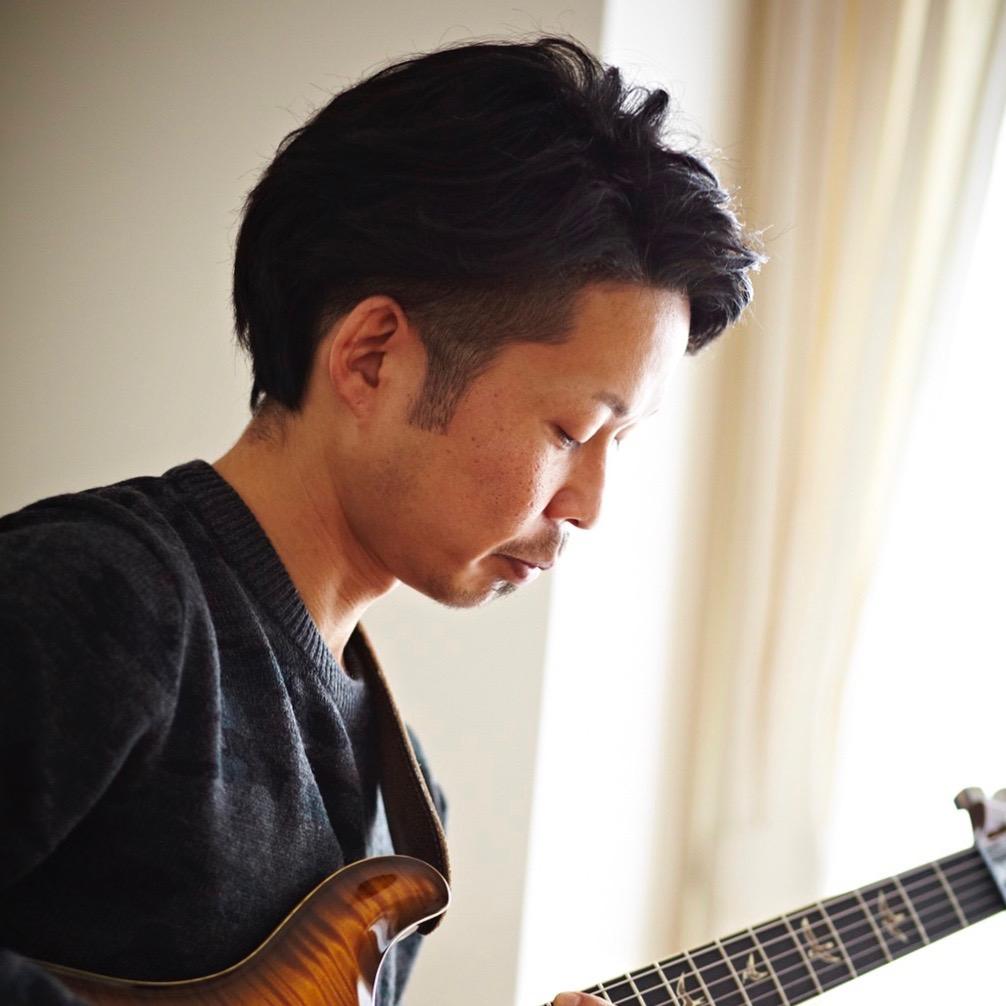 井野 アキヲ先生:ギター科