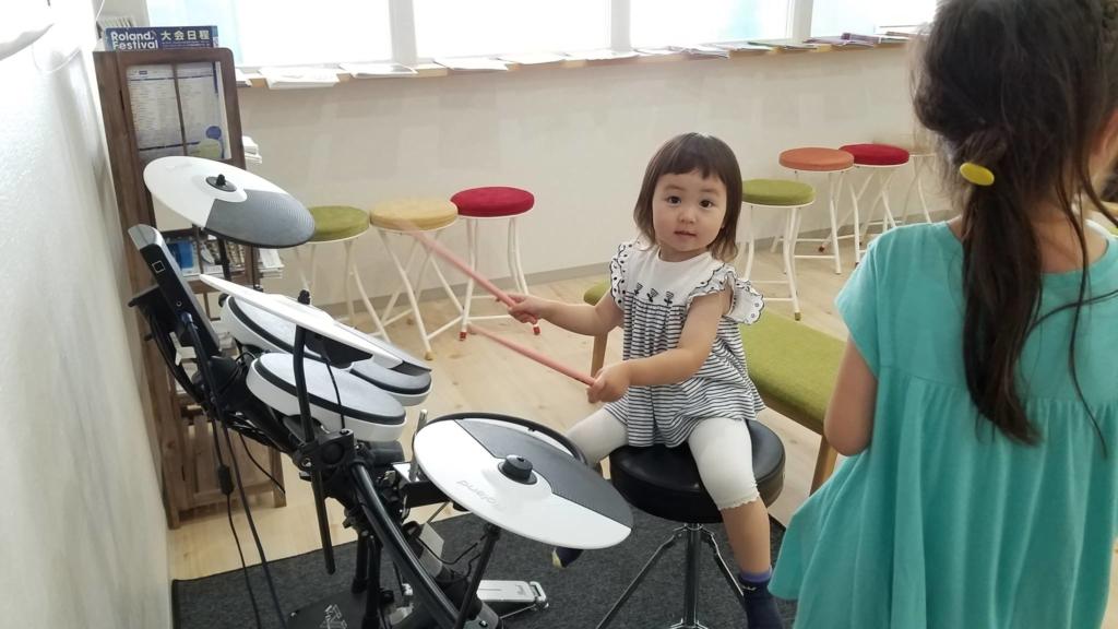幼児ドラムコース