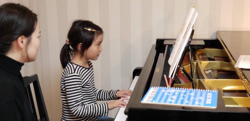 【4拍子と3拍子の違い?】小学2年生ピアノレッスン