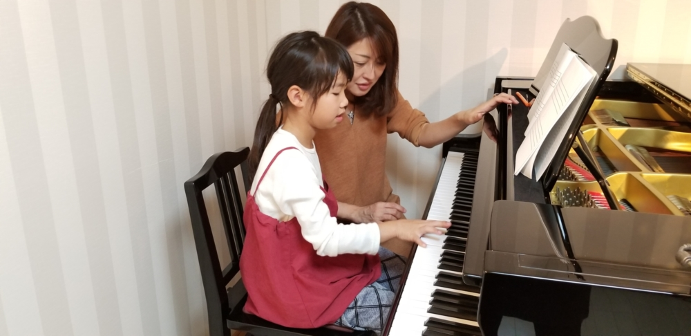 ポピュラーピアノ☆小学生のジャズレッスン