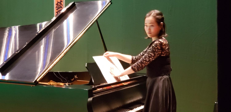 発表会クラシックピアノ講師演奏門脇いずみ先生