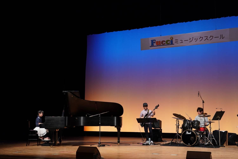 発表会ジャズピアノ小学生