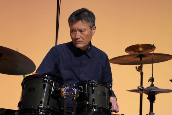 増田さんドラム1