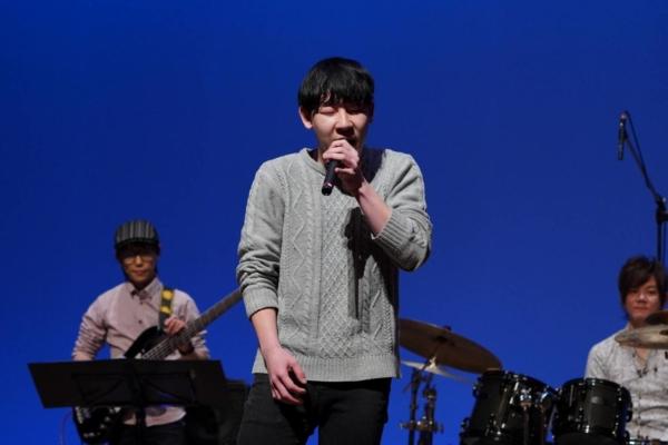 ボーカル田中くん1