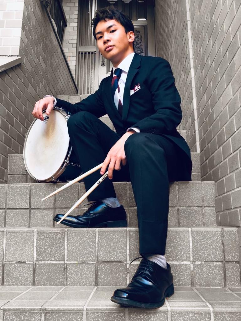 ドラム 川嶋秀征