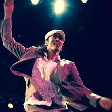 ダンス講師 seiji先生
