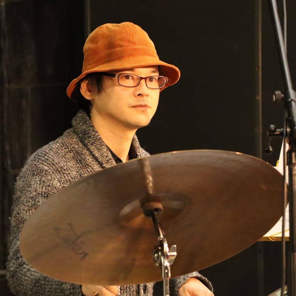 牧川 義之先生:ドラム科