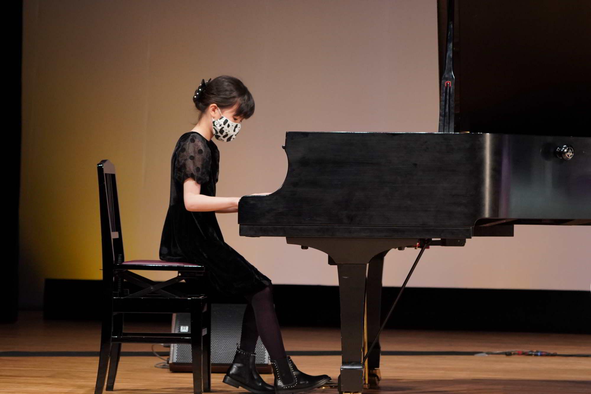 Fucciミュージックスクール発表会小学生の部