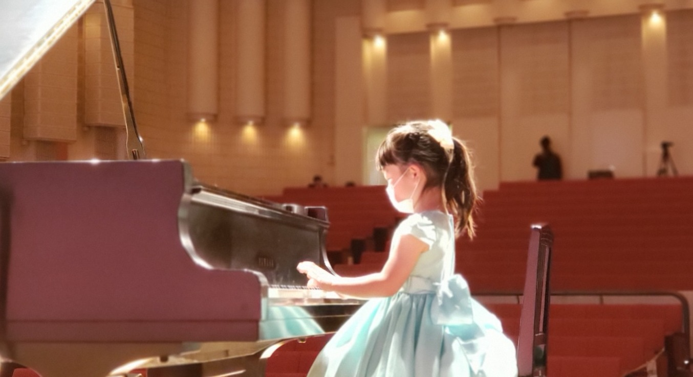 Fucciミュージックスクール発表会2021ピアノ演奏