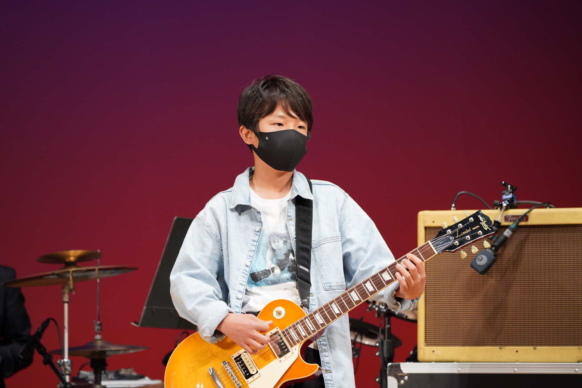 2021発表会ギター中山喜太